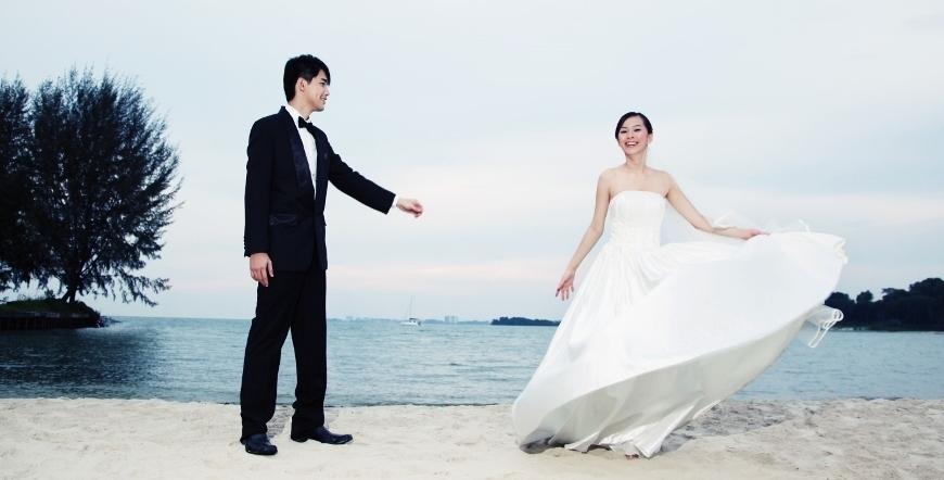 Bride Posture