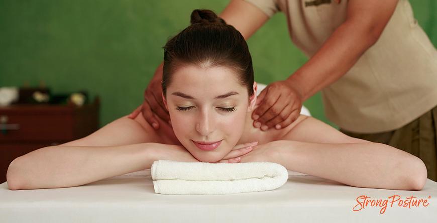 massage stress anxiety