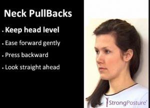 posture exercise neck retraction