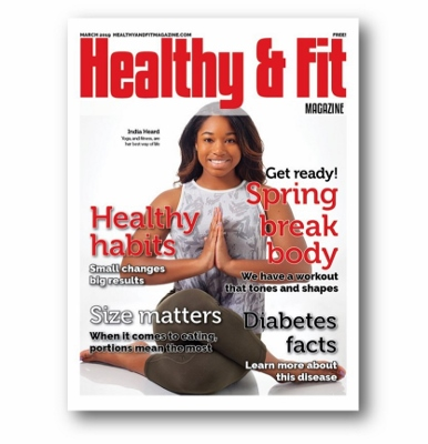 Healthy & Fit Magazine