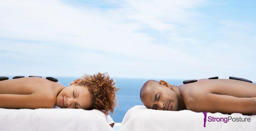 Massage – Healthy body, healthy mind
