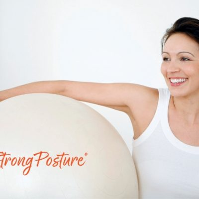 strong posture improvement training