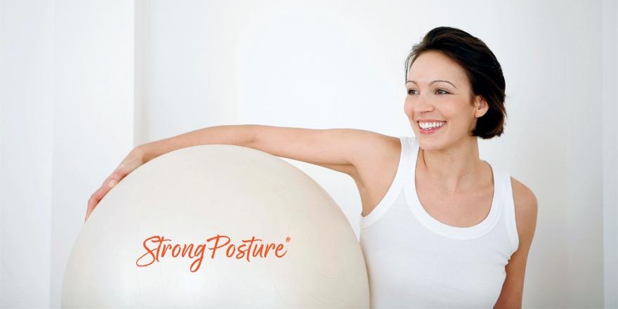 strong posture improvement training