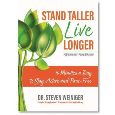 stand taller live longer book l